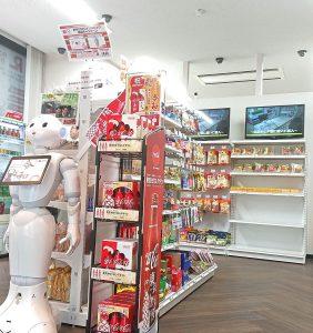 日本橋店-店内